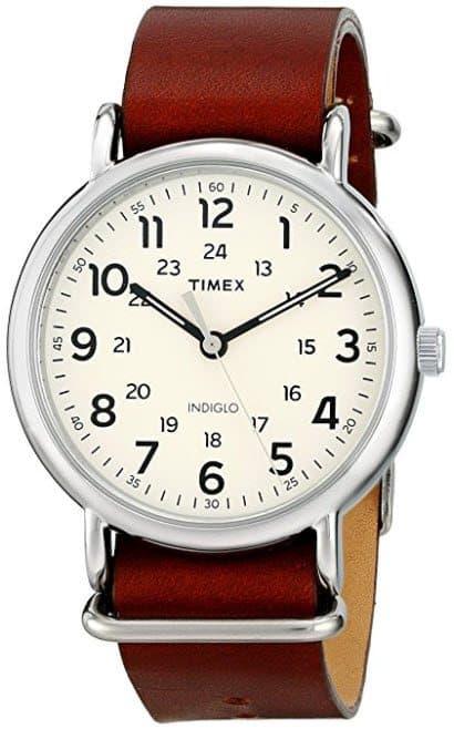 Timex Weekender 40 (Model: T2P495)