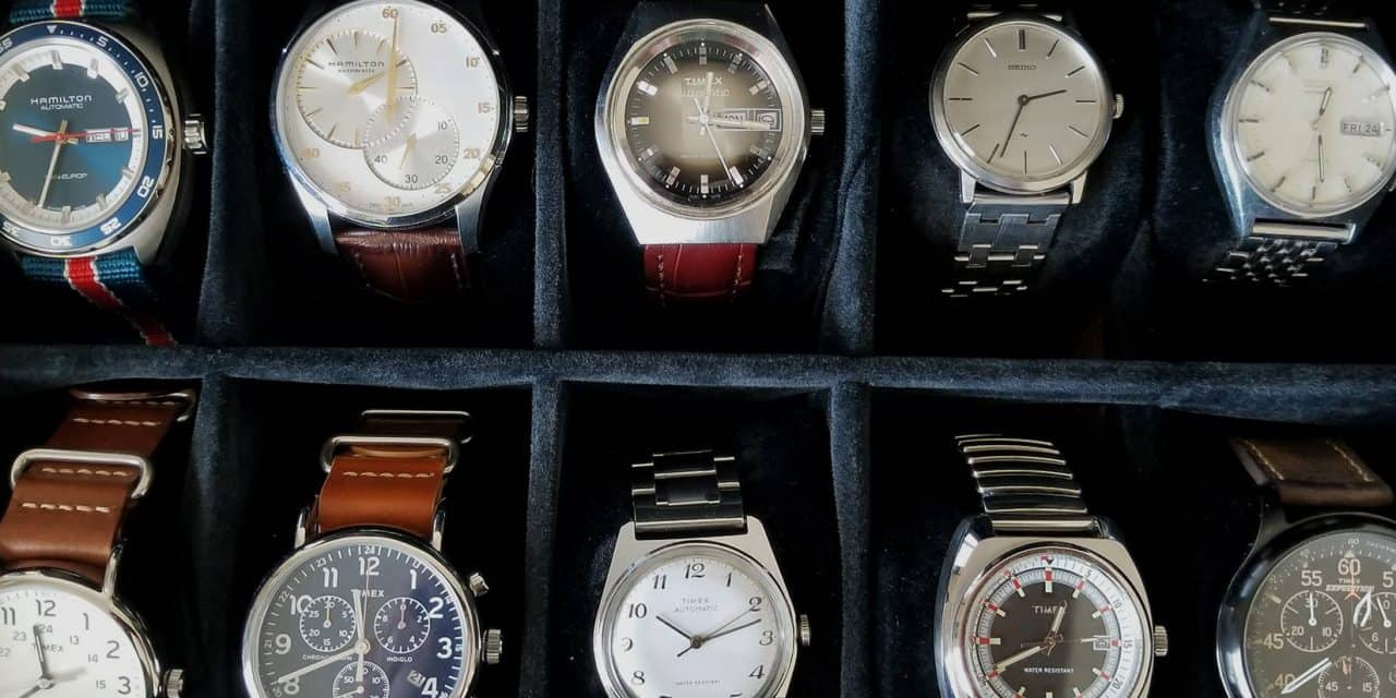 The Unofficial Guide to Vintage Timex Watches