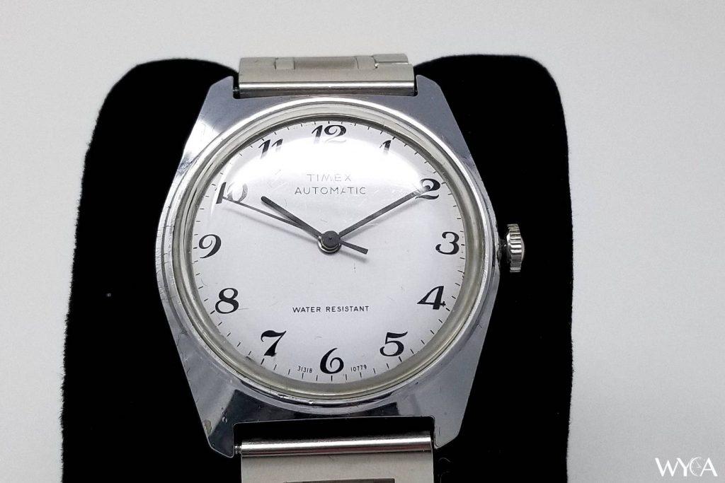 Vintage 1979 Timex Viscount