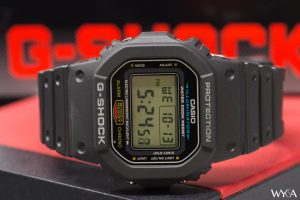 Casio G-Shock DW-5600E