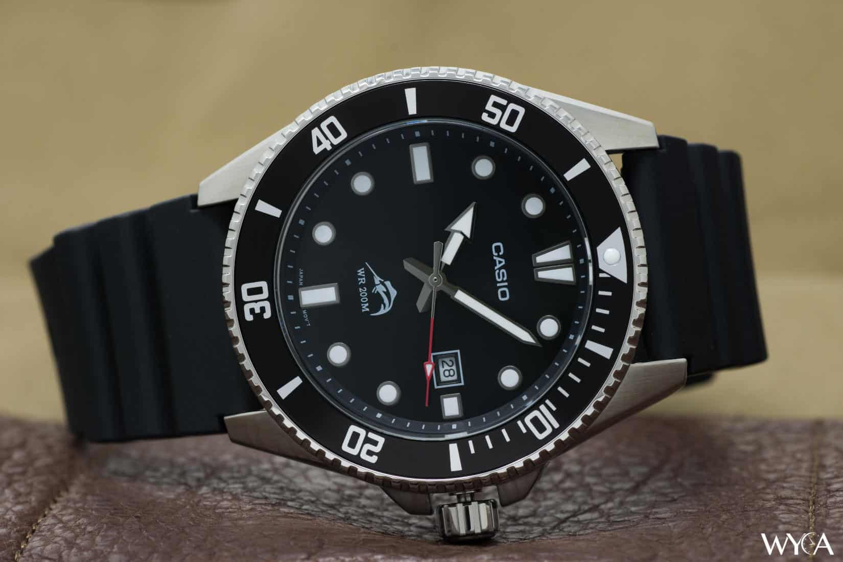 Casio MDV06-1A Affordable Dive Watch
