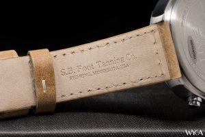 Timex Intelligent Quartz Flyback Chronograph Leather Strap