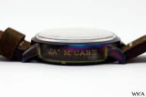 James McCabe Heritage Retrograde JM-1026-08