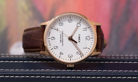Timex Waterbury Classic in Rose Gold