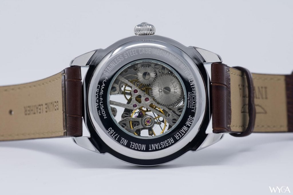 Invicta Specialty Mechanical Movement