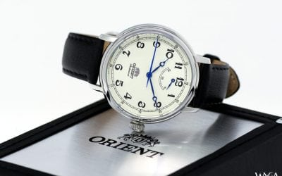 Orient Monarch Mechanical Hands-On Review