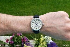 Orient Monarch FDD03003Y0 Wrist Shot