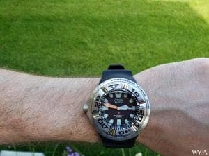 Citizen Promaster BJ8050-08E Wrist Shot