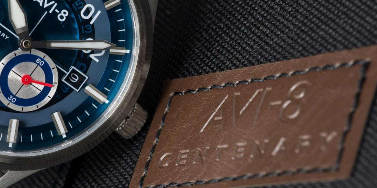 Hands-On: AVI-8 Flyboy Centenary 1960s