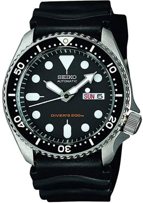 Seiko SKX007K Dive Watch