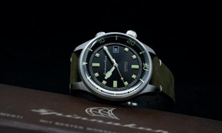 On the Wrist: the Spinnaker Bradner