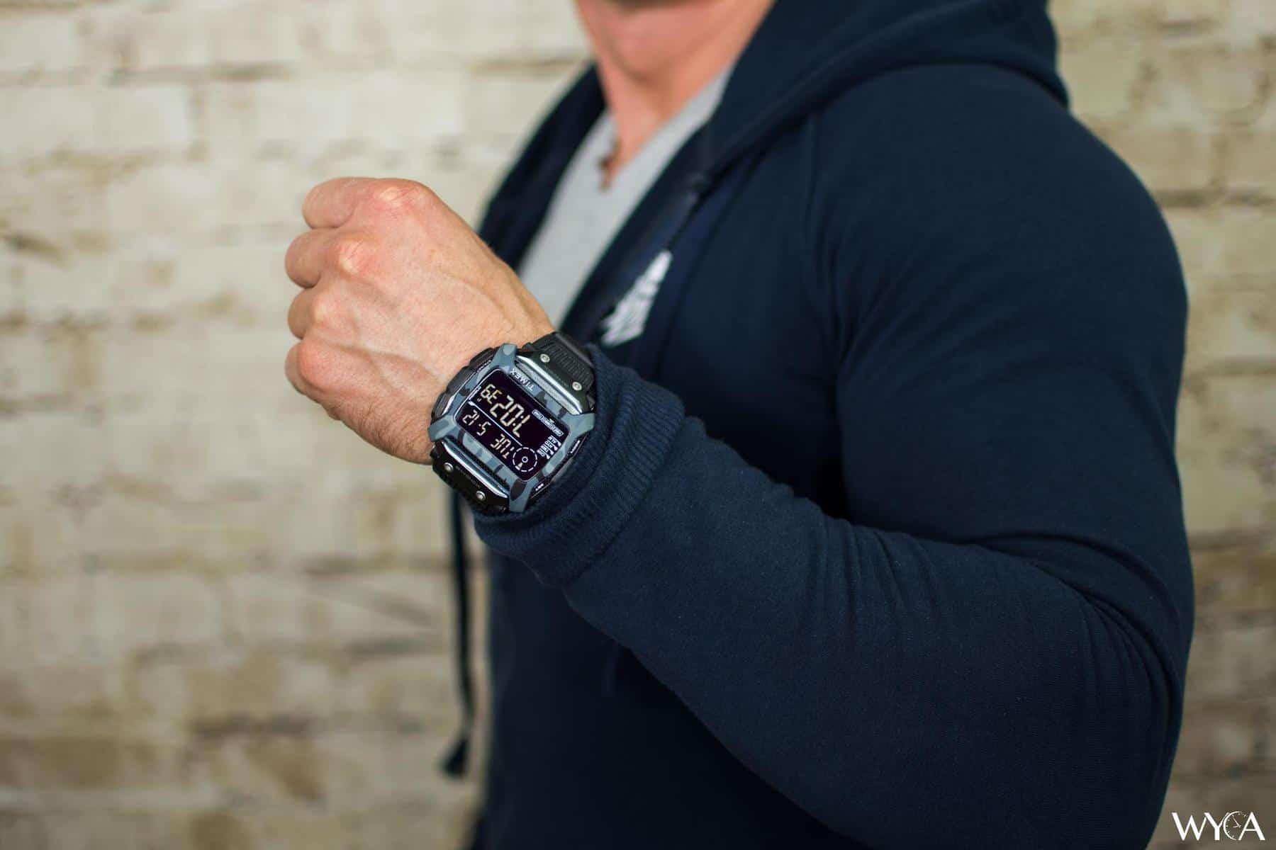Timex Command Wrist Shot
