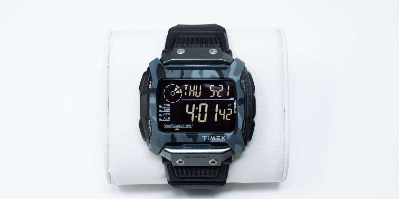 d692628e944a Wearing the Timex Command Shock