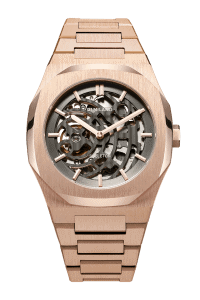 Worn & Reviewed: D1 Milano Skeleton