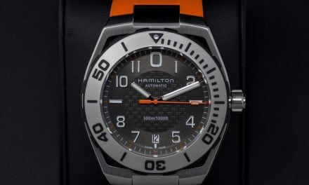 Hamilton Khaki Navy Sub Auto Review