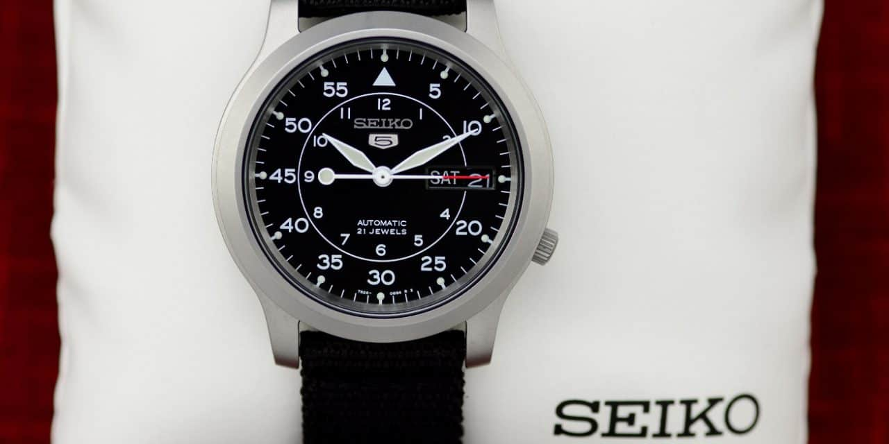Seiko 5 SNK809 Automatic Review