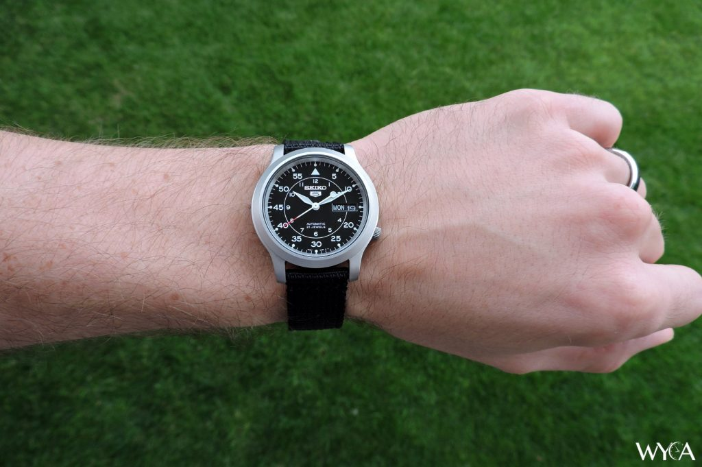 Seiko 5 Snk809 Automatic Review Reviews By Wyca