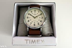 Timex Weekender 40 in Box