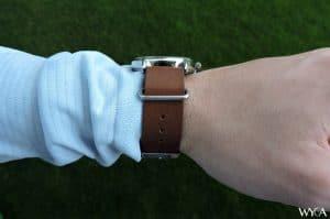 Timex Weekender 40 Wrist Profile
