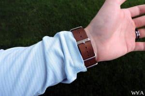 Timex Weekennder 40 Strap & Clasp