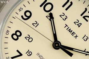 Timex Weekender 40 Dial Macro
