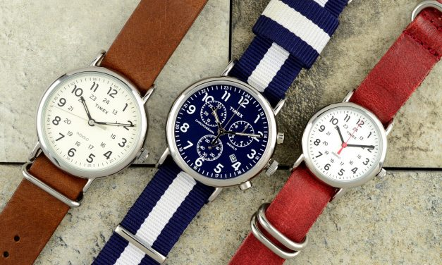 Revisiting the Timex Weekender 40